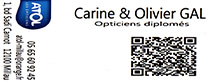 Carine-Olivier-GAL-ATOL Opticiens